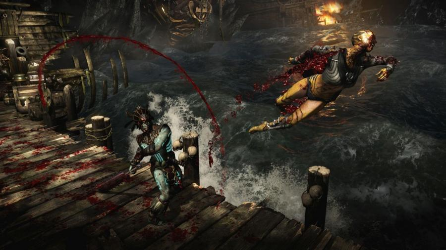 Mortal Kombat X - Season Pass (Kombat Pack) Screenshot 2