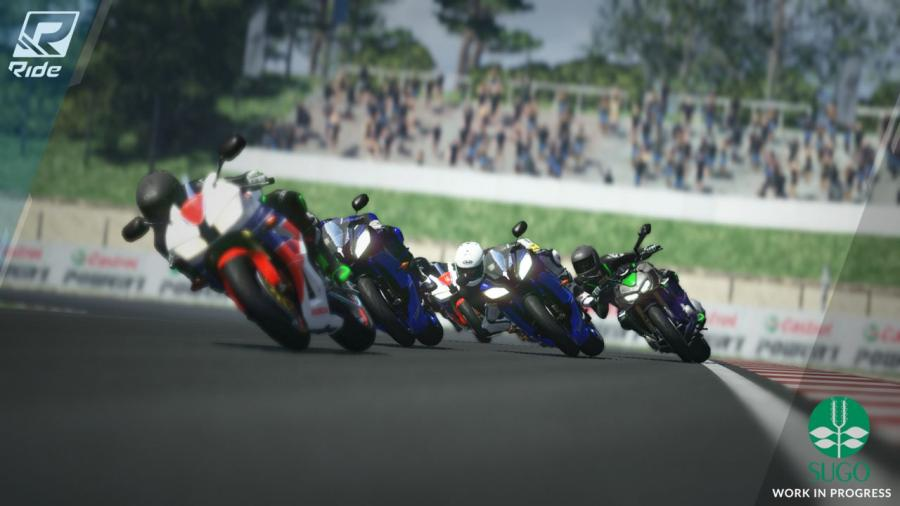 Ride Screenshot 4