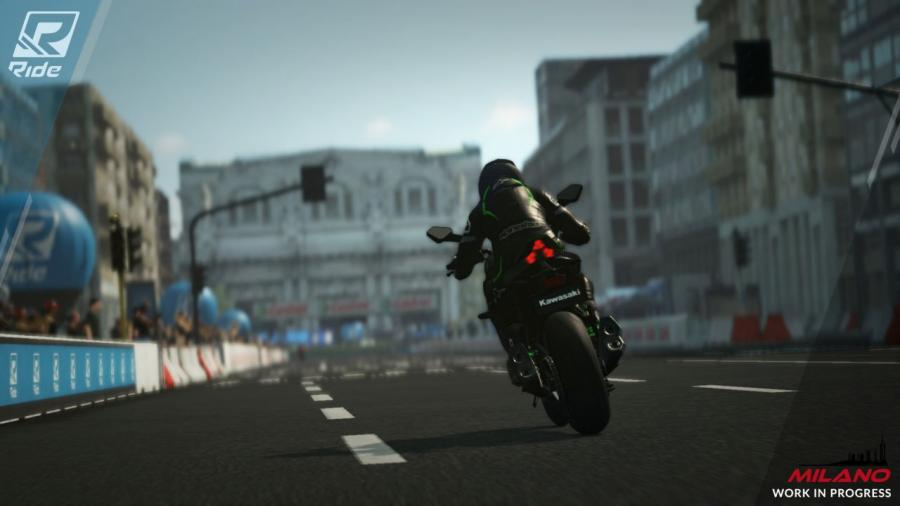 Ride Screenshot 1