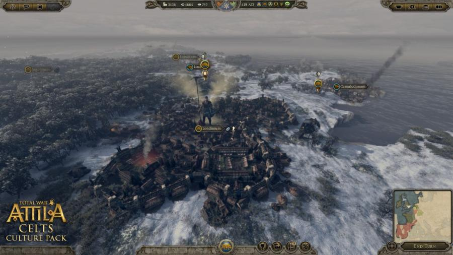 Total War Attila - Celts Culture Pack (DLC) Screenshot 4