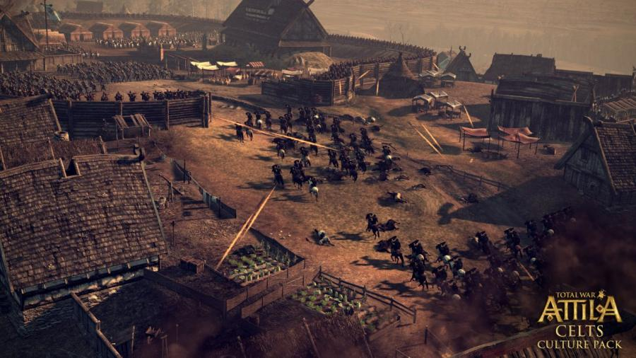 Total War Attila - Celts Culture Pack (DLC) Screenshot 8