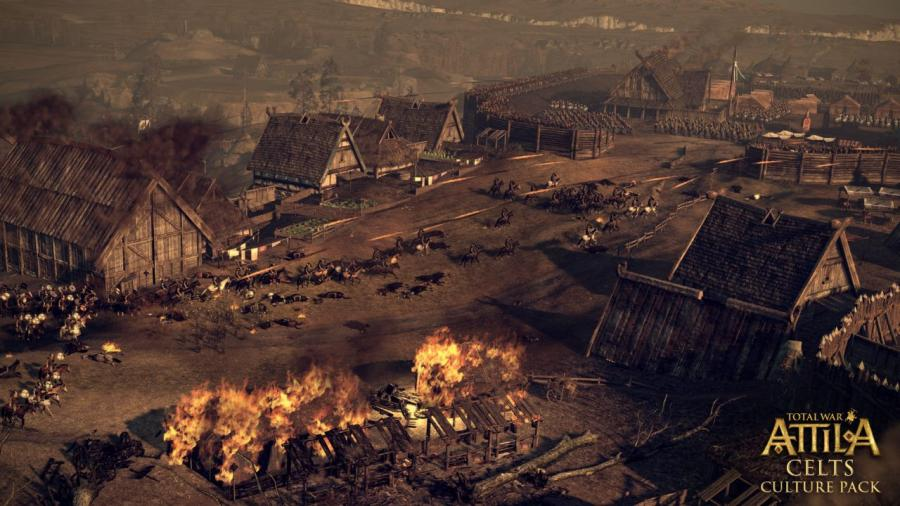 Total War Attila - Celts Culture Pack (DLC) Screenshot 7