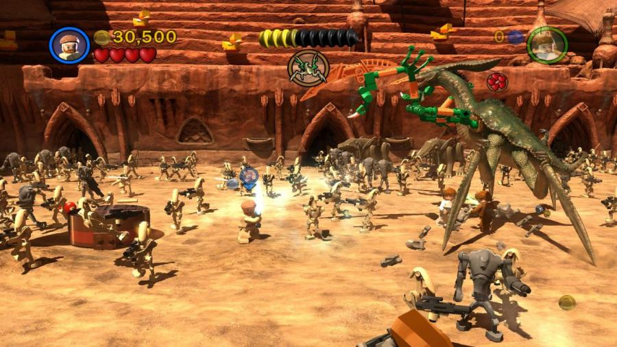 LEGO Star Wars III - The Clone Wars Screenshot 2