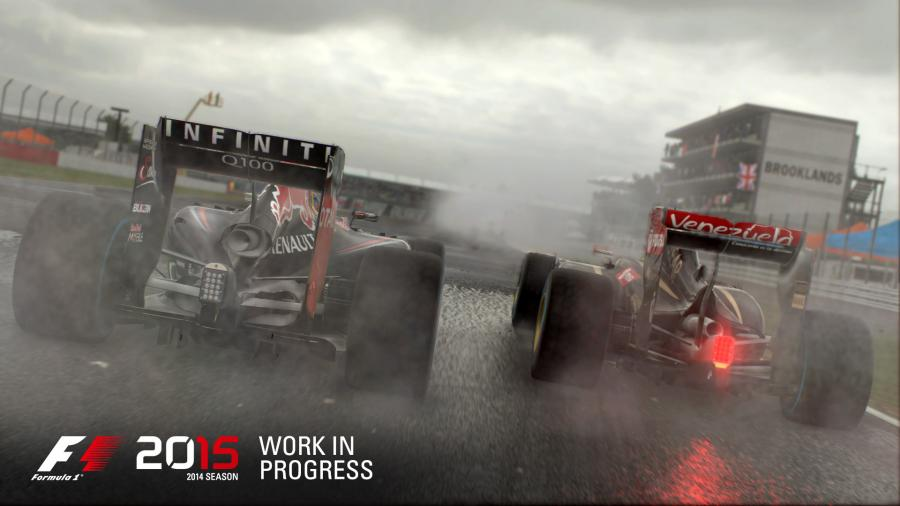 F1 2015 (Formel 1) Screenshot 4