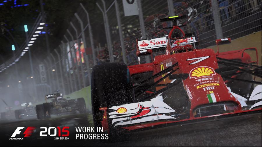 F1 2015 (Formel 1) Screenshot 6