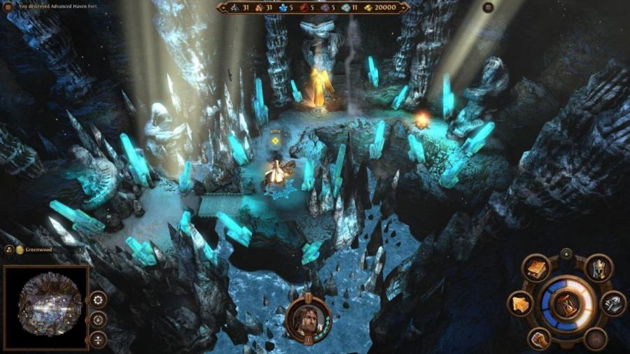 Might & Magic Heroes VII Screenshot 3