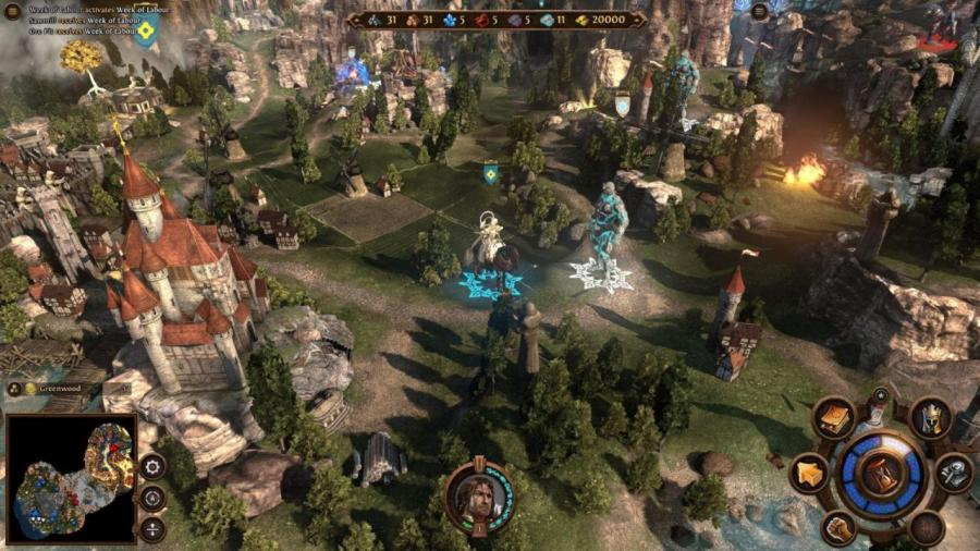 Might & Magic Heroes VII Screenshot 8
