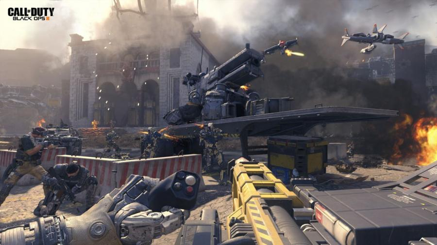 Call of Duty Black Ops 3 Screenshot 1