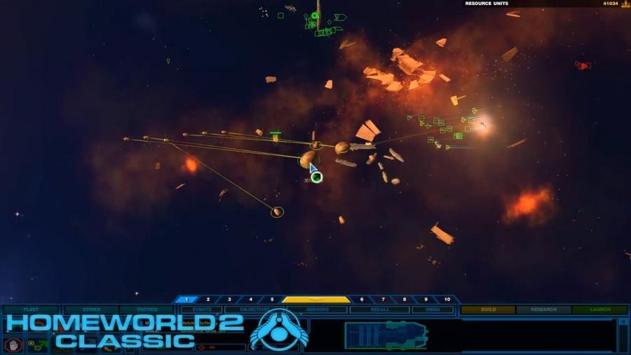 Homeworld Remastered Collection Screenshot 6
