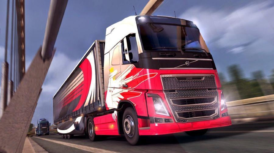euro truck simulator 2 titanium edition kaufen mmoga. Black Bedroom Furniture Sets. Home Design Ideas