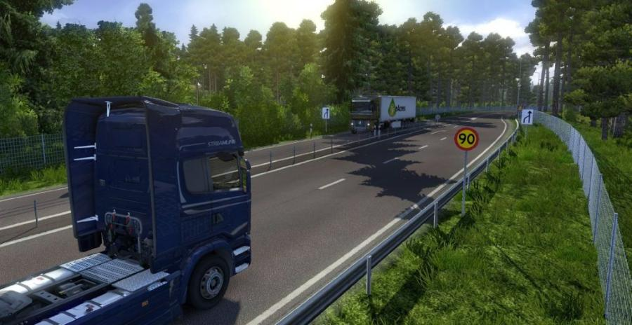 euro truck simulator 2 scandinavia kaufen dlc mmoga. Black Bedroom Furniture Sets. Home Design Ideas