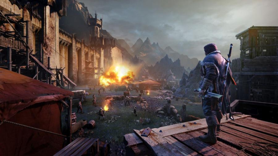 Mittelerde Mordors Schatten - Game of the Year Edition Screenshot 1