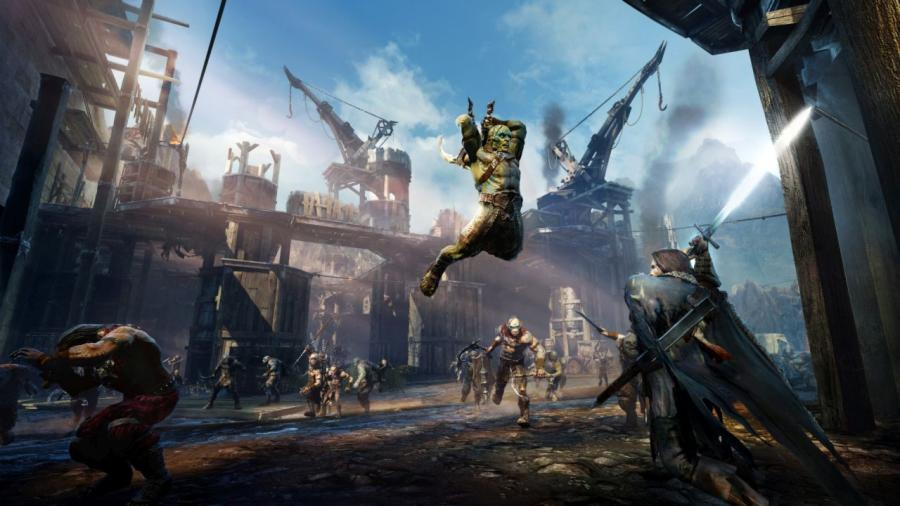 Mittelerde Mordors Schatten - Game of the Year Edition Screenshot 3