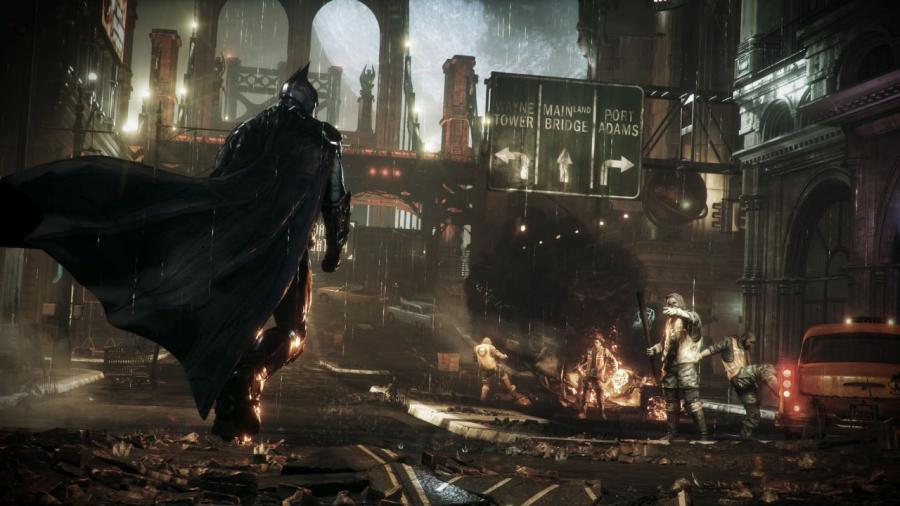 Batman Arkham Knight - Premium Edition Screenshot 5