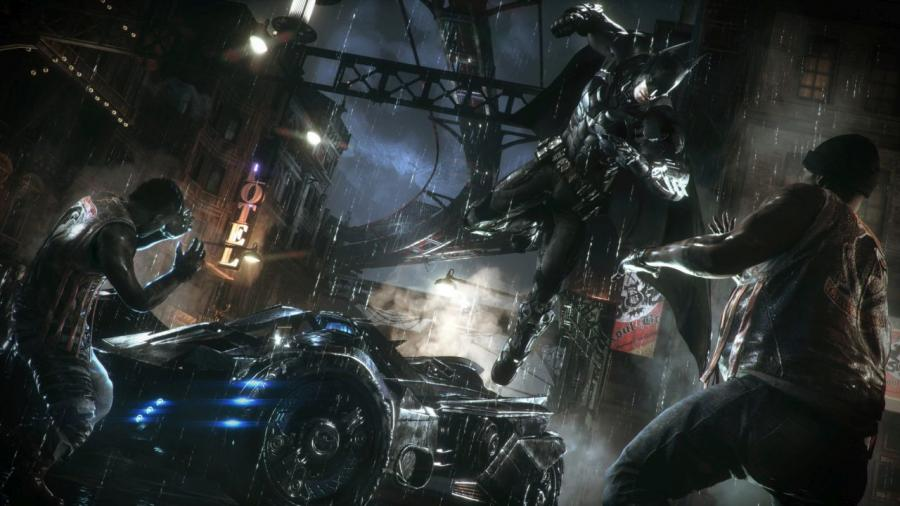 Batman Arkham Knight - Premium Edition Screenshot 3