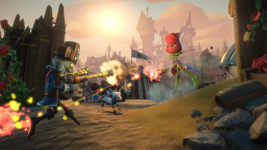 Plants vs Zombies - Garden Warfare 2 Screenshot 3