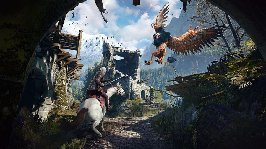 The Witcher 3 - Xbox One Download Code Screenshot 7