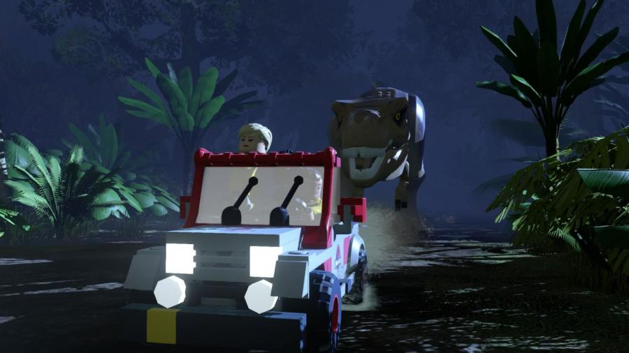 LEGO Jurassic World Screenshot 7