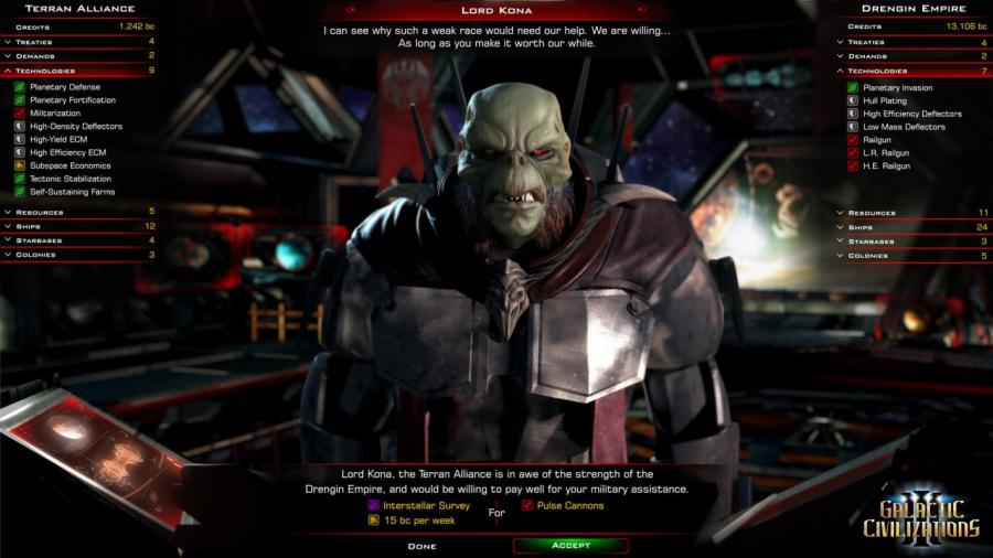 Galactic Civilizations III Screenshot 2