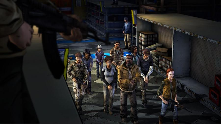 The Walking Dead - Season 2 Screenshot 5
