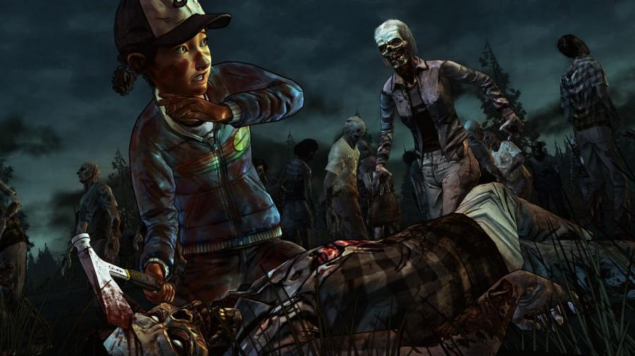 The Walking Dead - Season 2 Screenshot 3