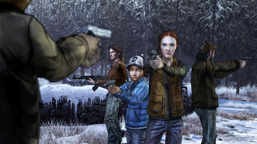 The Walking Dead - Season 2 Screenshot 2