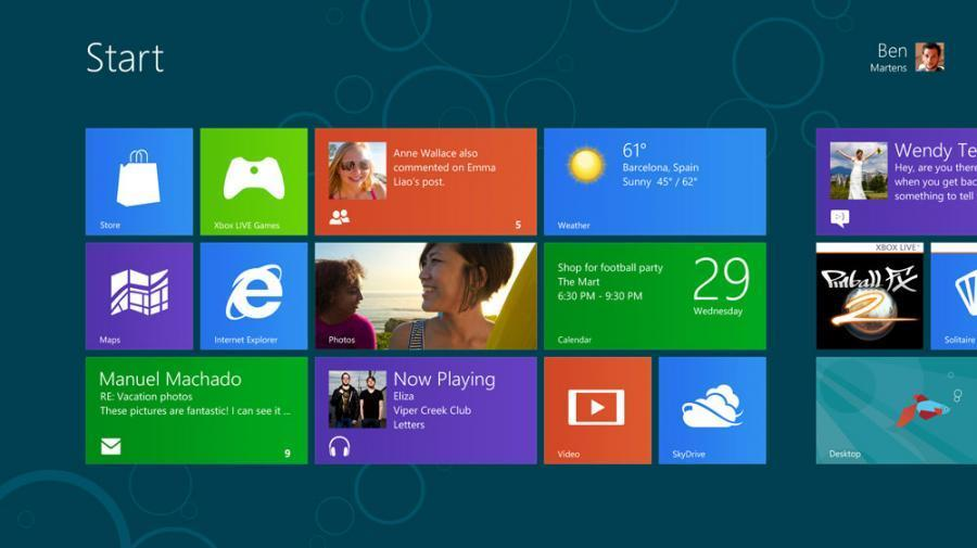 Windows 8.1 Professional (32/64 Bit) Screenshot 2