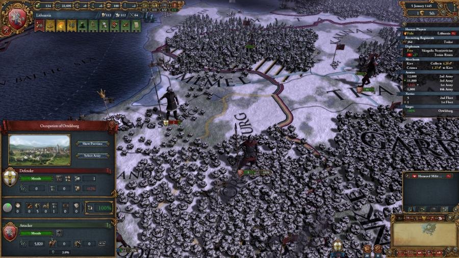 Europa Universalis IV - Common Sense (Addon) Screenshot 8