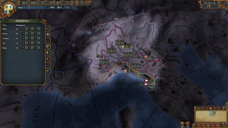 Europa Universalis IV - Common Sense (Addon) Screenshot 2