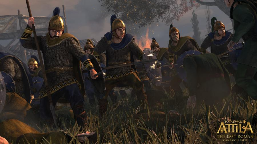 Total War Attila - The Last Roman Campaign Pack (DLC) Screenshot 8