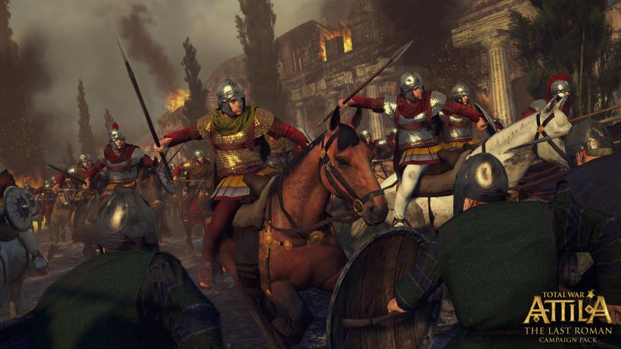Total War Attila - The Last Roman Campaign Pack (DLC) Screenshot 6