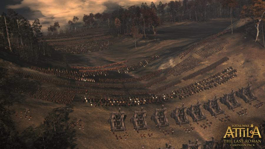 Total War Attila - The Last Roman Campaign Pack (DLC) Screenshot 7