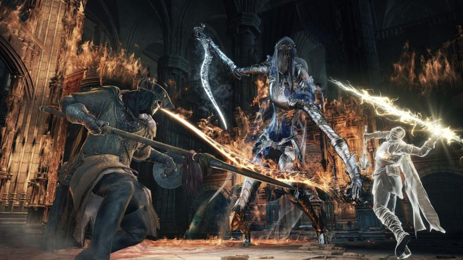 Dark Souls 3 Screenshot 3