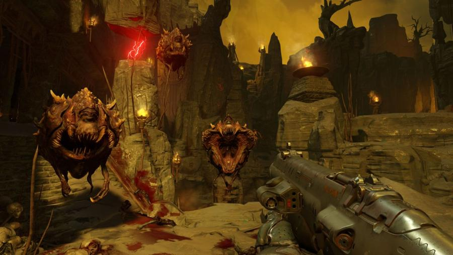 DOOM (Doom 4 Key) Screenshot 10