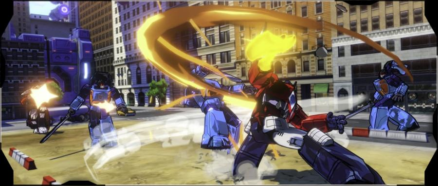 Transformers Devastation Screenshot 8