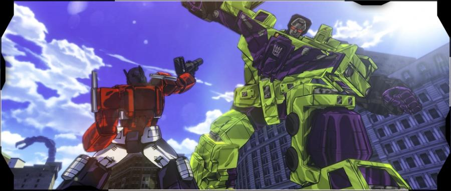 Transformers Devastation Screenshot 5
