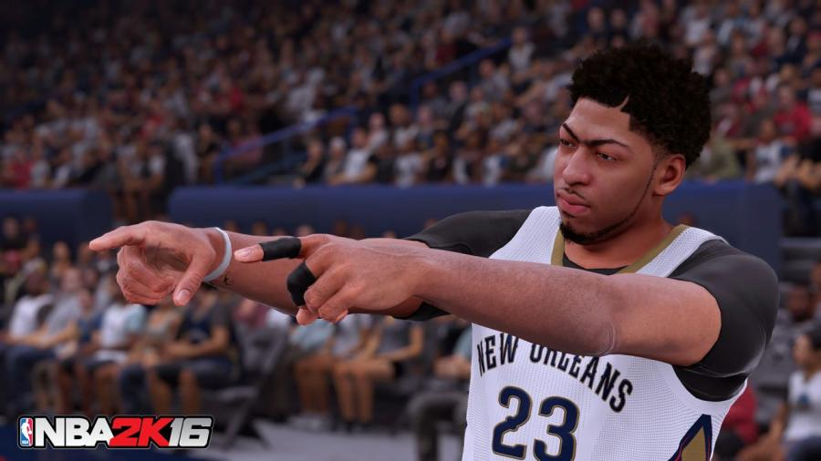 NBA 2K16 Screenshot 5
