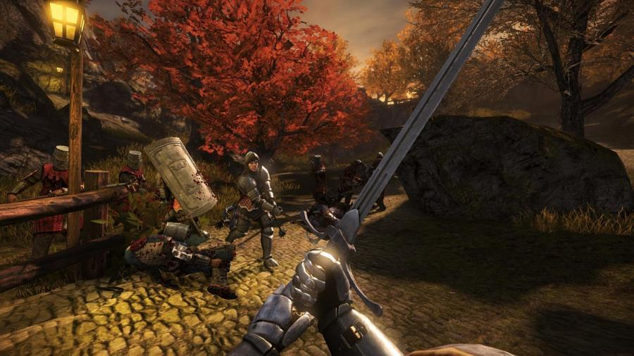 Chivalry Medieval Warfare - Steam Geschenk Key Screenshot 1