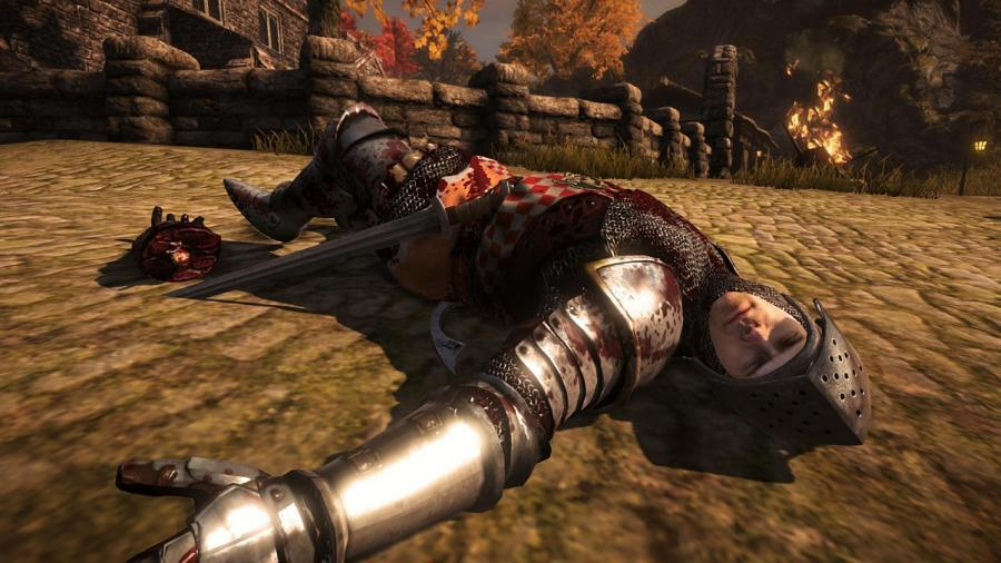 Chivalry Medieval Warfare - Steam Geschenk Key Screenshot 6