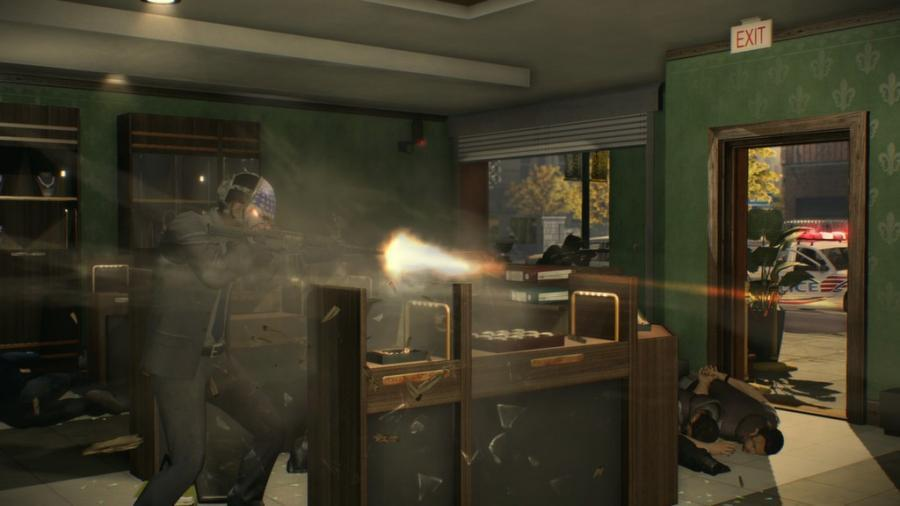 Payday 2 GOTY Edition - Steam Geschenk Key Screenshot 2