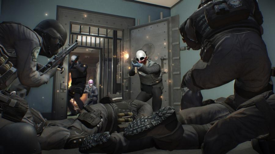 Payday 2 GOTY Edition - Steam Geschenk Key Screenshot 1