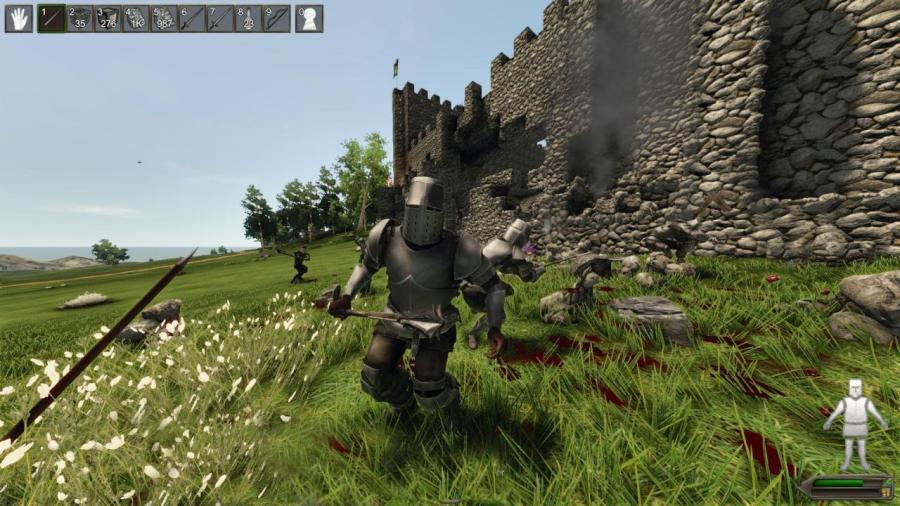 Reign of Kings - Steam Geschenk Key Screenshot 1