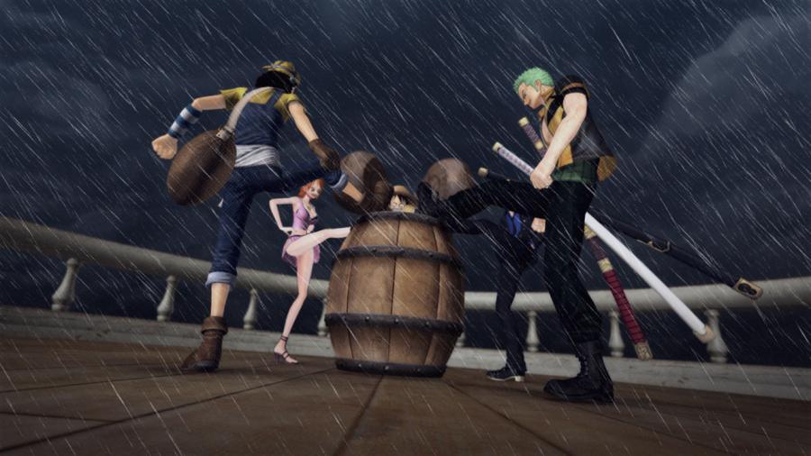 One Piece Pirate Warriors 3 Screenshot 9