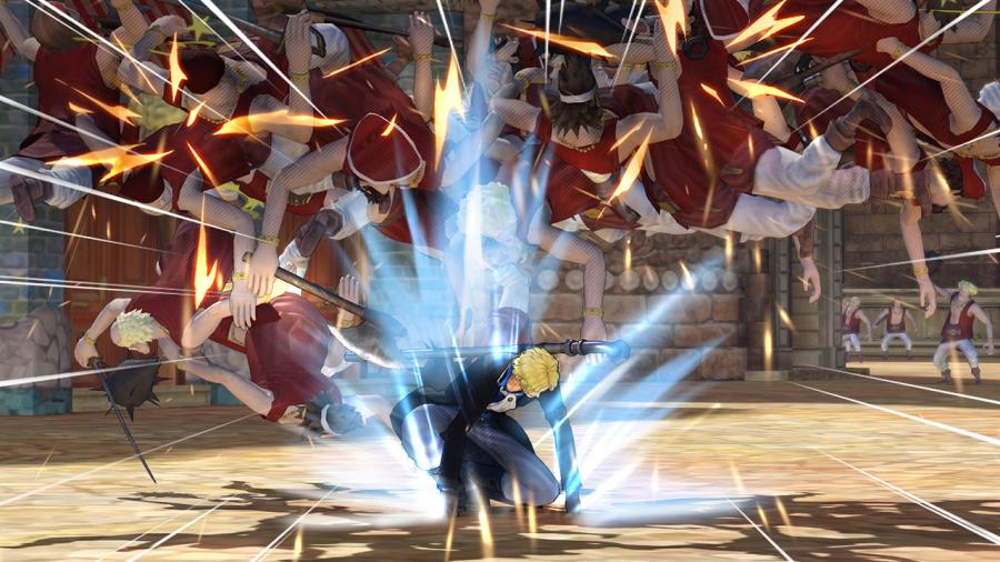 One Piece Pirate Warriors 3 Screenshot 5