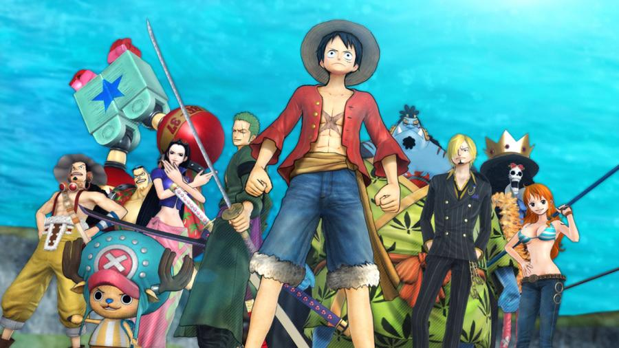 One Piece Pirate Warriors 3 Screenshot 2