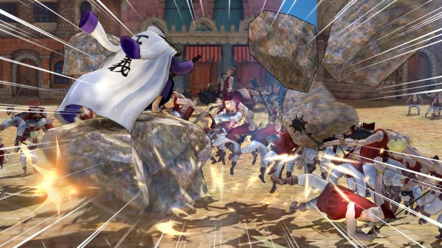 One Piece Pirate Warriors 3 Screenshot 8