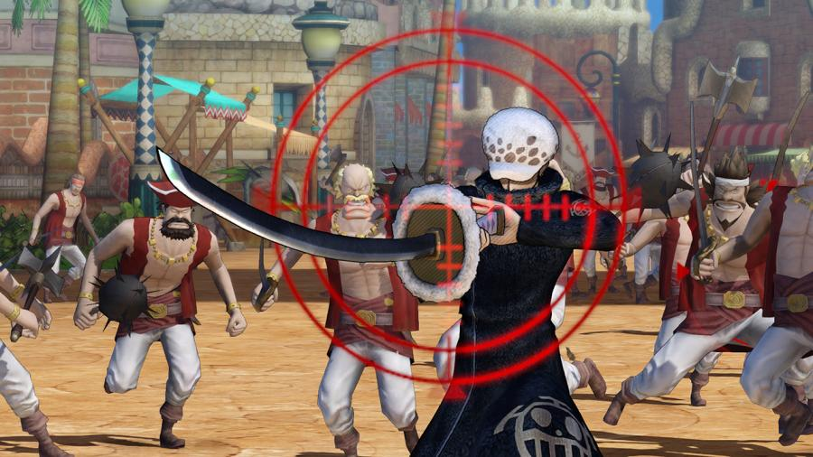 One Piece Pirate Warriors 3 Screenshot 6