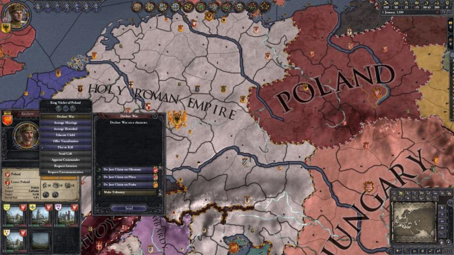 Crusader Kings II - Horse Lords Collection Screenshot 8