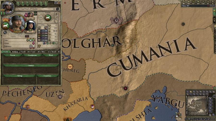 Crusader Kings II - Horse Lords Collection Screenshot 3