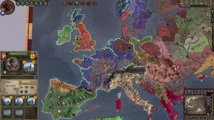 Crusader Kings II - Horse Lords Collection Screenshot 7